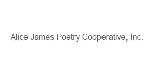 Alice James Poetry Cooperative, Inc.